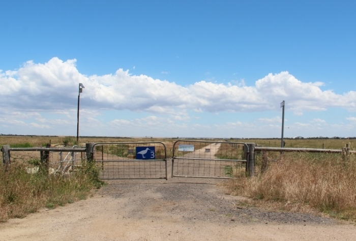 A typical WTP gate