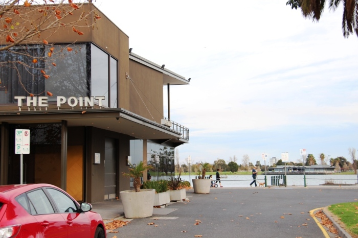 The Point Restaurant at Albert Park