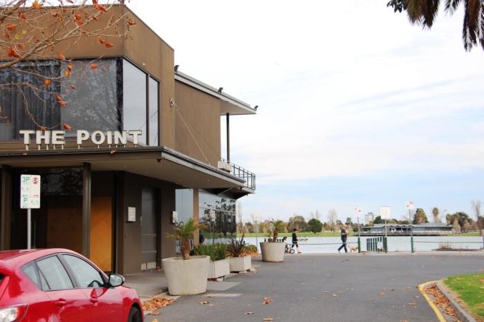The Point Restaurant at Albert Park