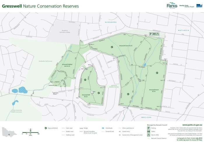 Gresswell Nature Conservation Reserves
