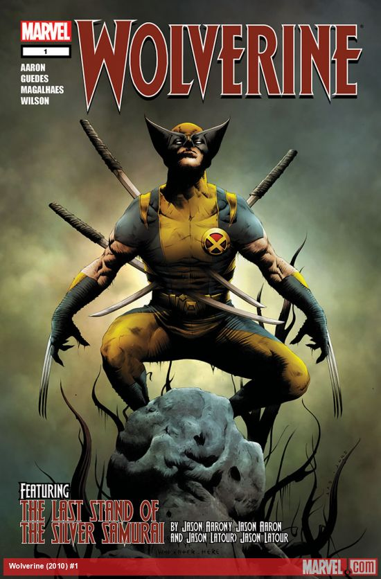 Wolverine (Source: Marvel website)